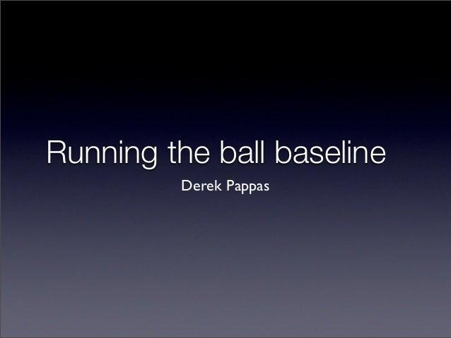 Field hockey playbook running the_baseline_curve