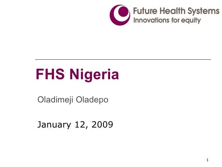 FHS Nigeria