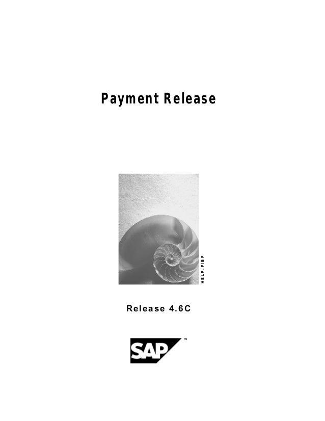 Payment Release                  HELP.FIBP   Release 4.6C