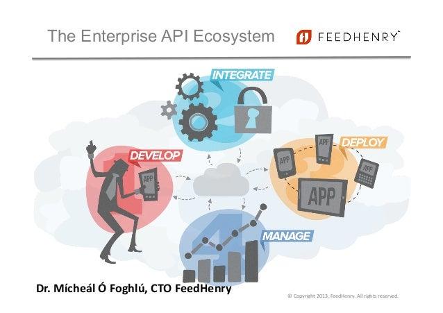 FIA Dublin presentations: Overcoming Enterprise API challenges by Mícheál Ó Foghlú