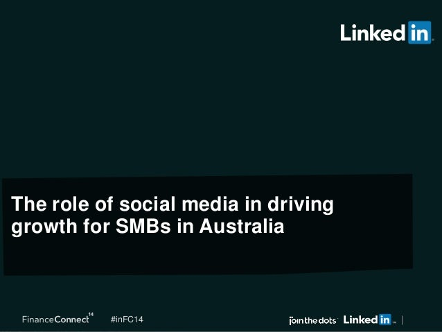 The role of social media in driving growth for SMBs in Australia
