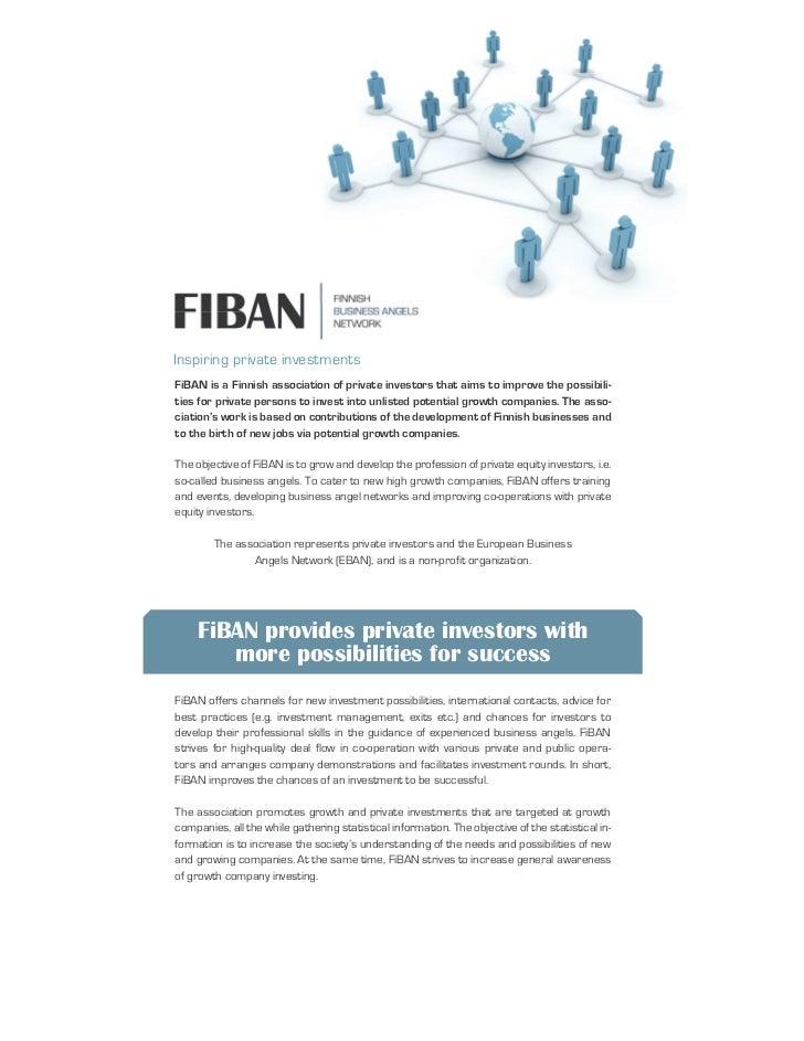 Fiban brochure