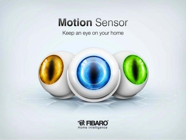 Fibaro motion sensor_fgms-001_presentation