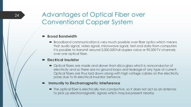 Presentation About Fiber Optics