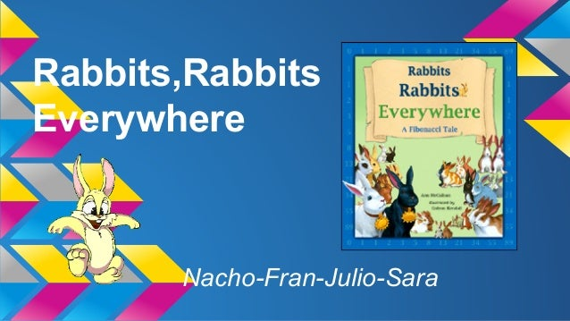 Rabbits,Rabbits Everywhere Nacho-Fran-Julio-Sara
