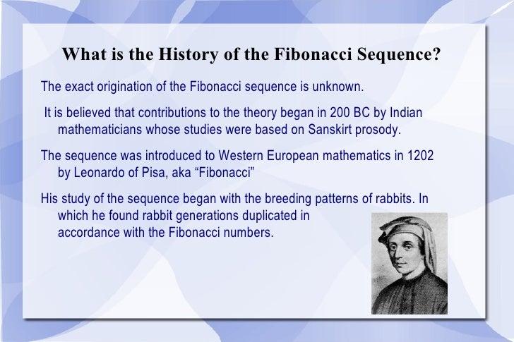 Fibonacci Sequence In Animals Fibonacci sequence