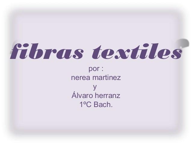 Fibrastextiles 1