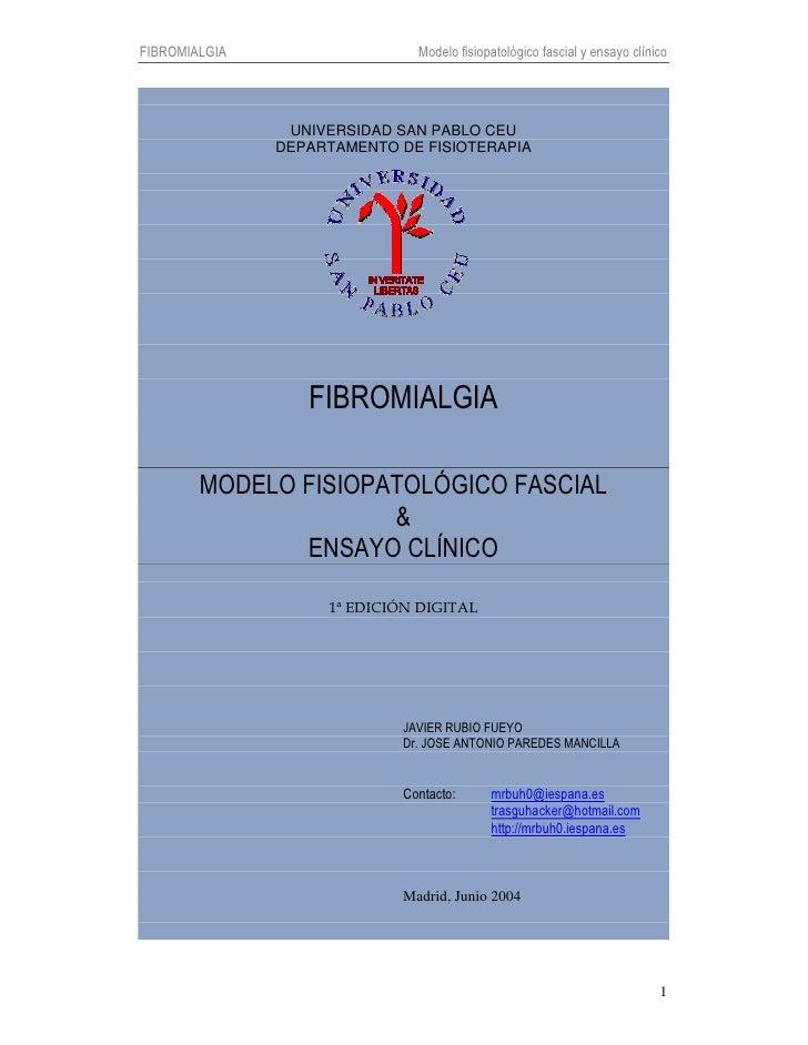 """UNIVERSIDAD SAN PABLO CEUDEPARTAMENTO DE FISIOTERAPIA                              !            !            """"     #    $ ..."""