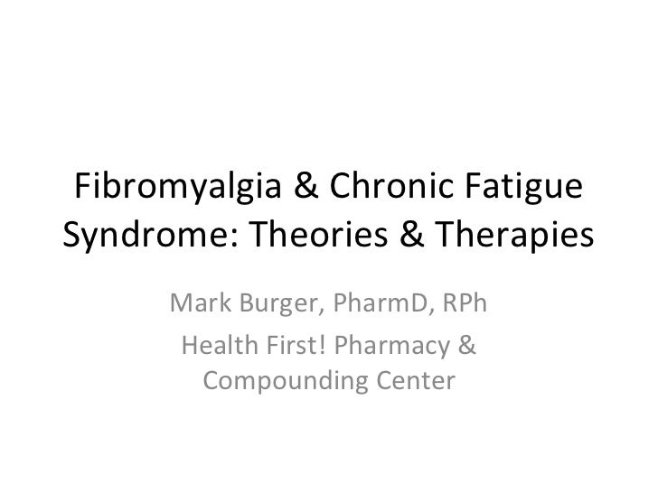 an analysis of chronic syndrome called fibromyalgia Fibromyalgia is a musculoskeletal condition that causes widespread chronic pain and numerous other symptoms fibromyalgia syndrome 10 signs of fibromyalgia.