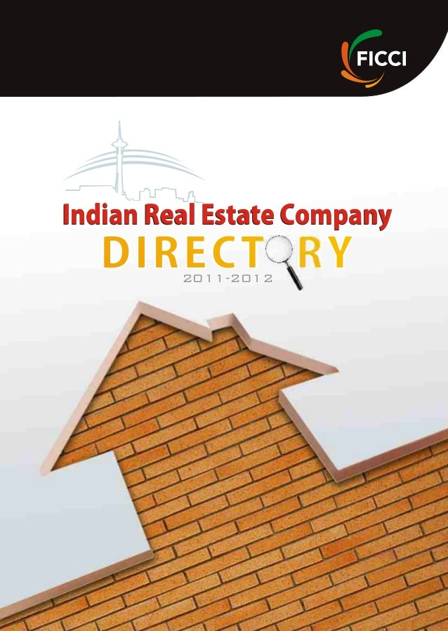 FICCI Real Estate and Urban Development DivisionFederation of Indian Chambers of Commerce and Industry (FICCI)Federation H...