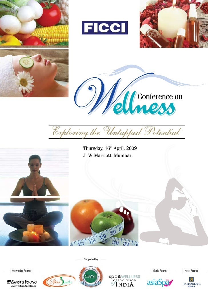 Ficci Wellness Conference Spas India