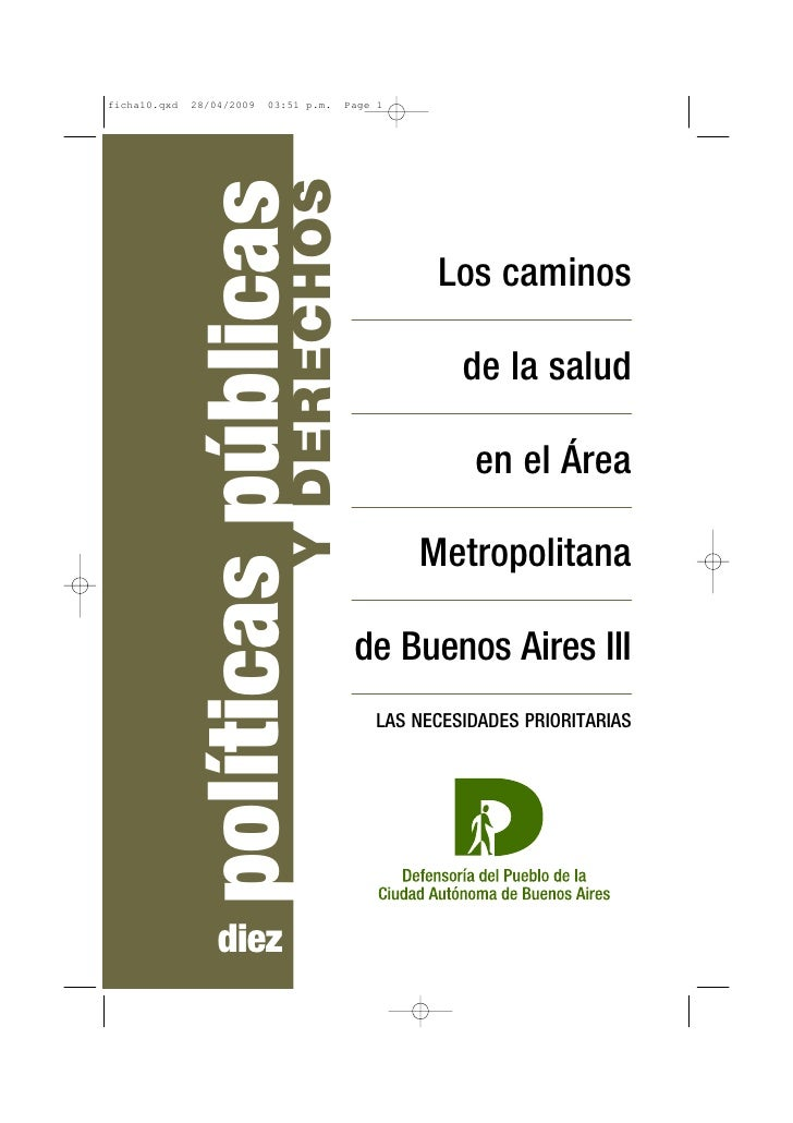 ficha10.qxd   28/04/2009   03:51 p.m.      Page 1                                   Y DERECHOS                políticas pú...
