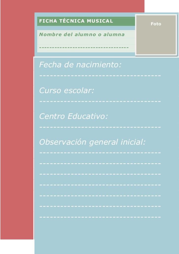 Fichamusica