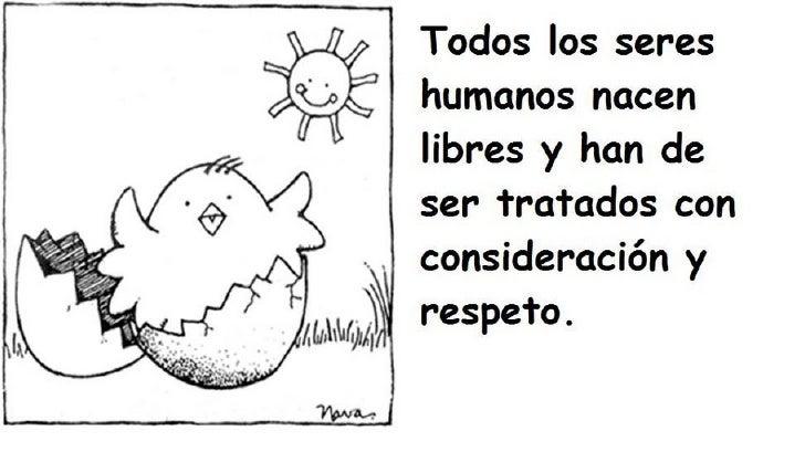 Fichas derechos humanos