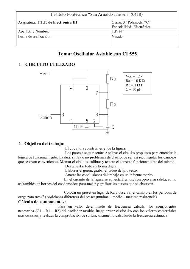 Fichas de trabajos práctico 555 2012