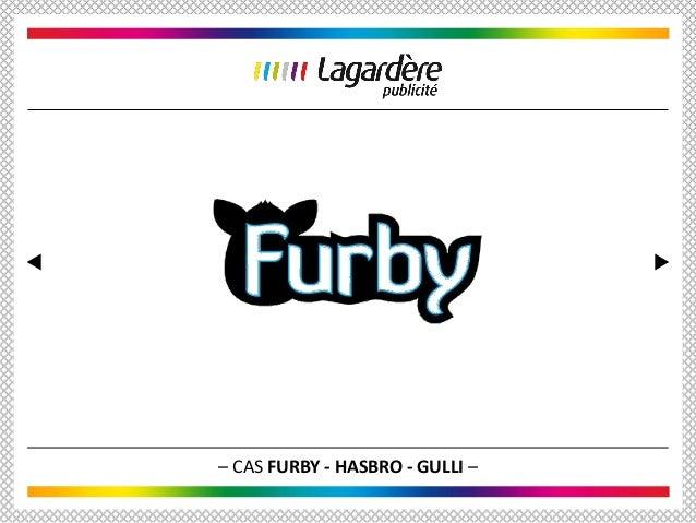 – CAS FURBY - HASBRO - GULLI –