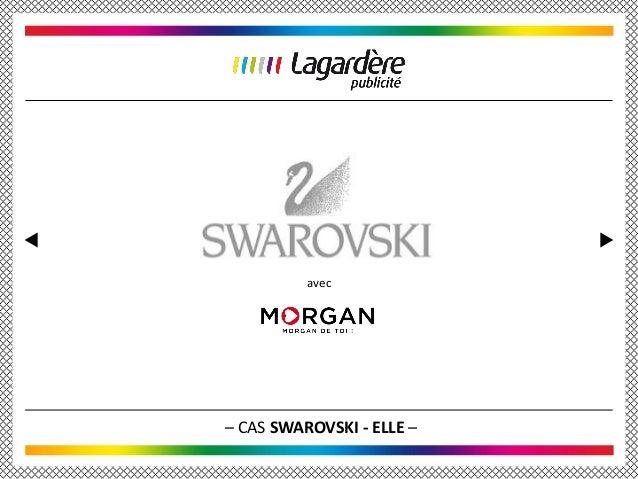 – CAS SWAROVSKI - ELLE – avec
