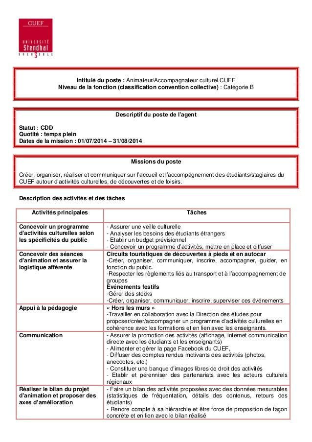 taches d un superviseur commercial pdf