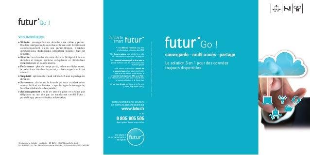 Fiche produit Futur Go !