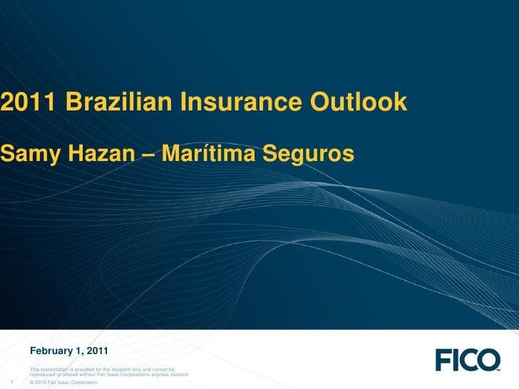 Fico brazil insurance round table keynote  samy hazan fev_11