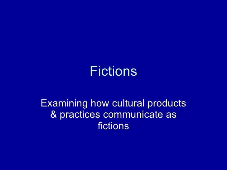 Fictions Intro