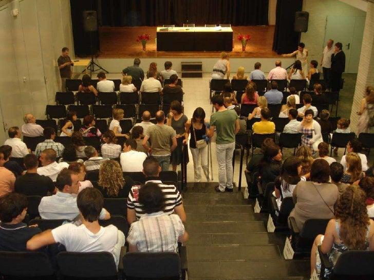 Fí de Curs PTT  28 6-10 Ateneu Sant Celoni