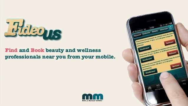 Find and Book beauty and wellnessprofessionals near you from your mobile.