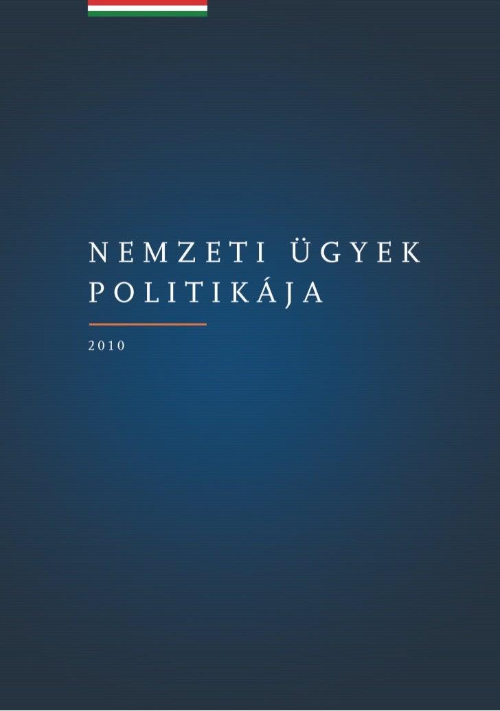 Fidesz - választási program 2010