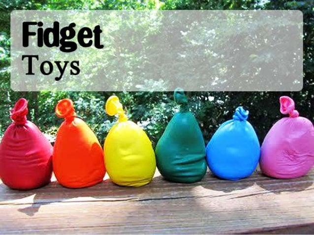 Best Fidget Toys For Kids : Fidget toys at sensorykidsstore