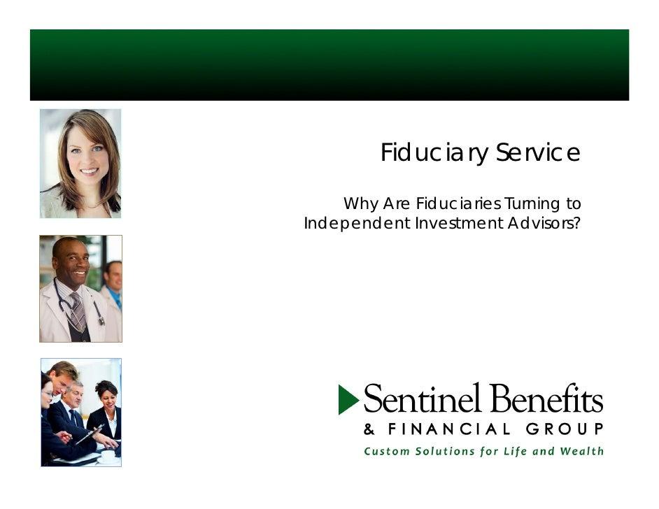 Fiduciary Service