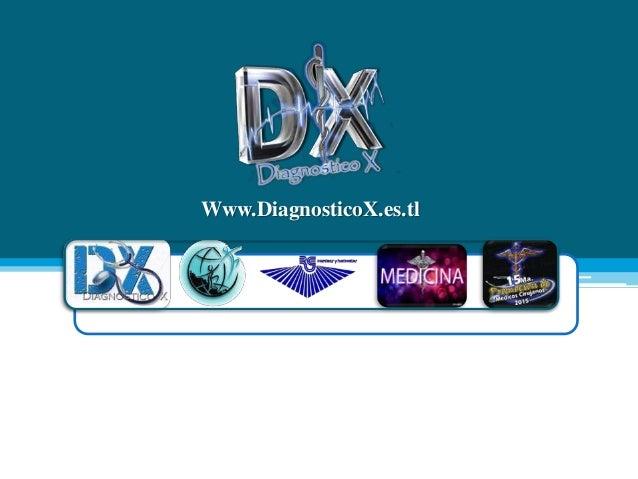 Www.DiagnosticoX.es.tl