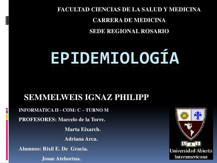 FACULTAD CIENCIAS DE LA SALUD Y MEDICINA                                CARRERA DE MEDICINA                               ...