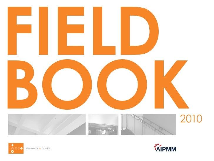FIELDBOOK                 2010discovery + design