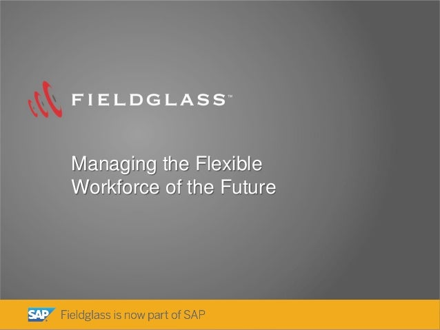 Managing the Flexible Workforce of the Future [Boston]