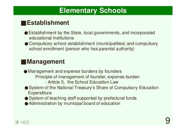 japan school system
