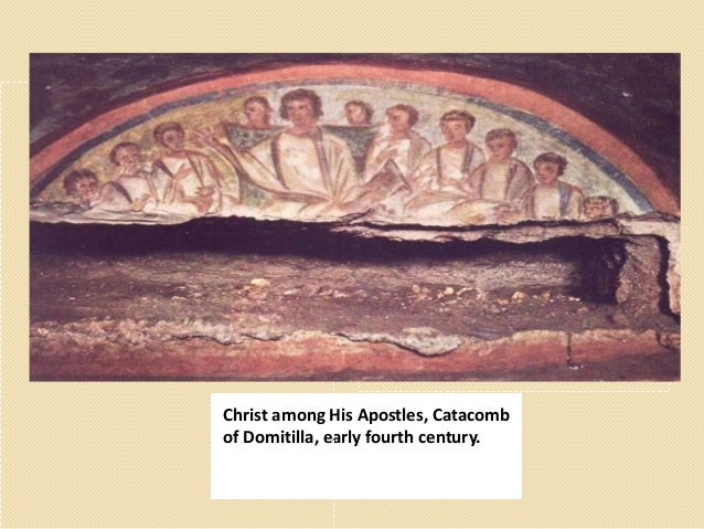 an analysis of the christian catacombs Easily share your publications and get them in front of issuu's  a journey with the catacomb  in the christian traditions5 the catacomb.