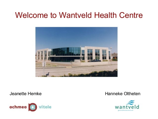 Fieldtrip to health centre