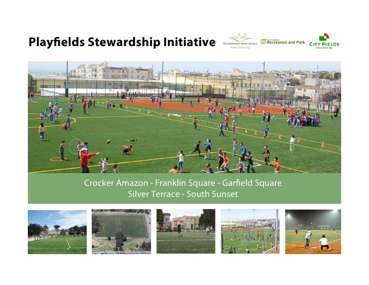 Playfields Stewardship Initiative