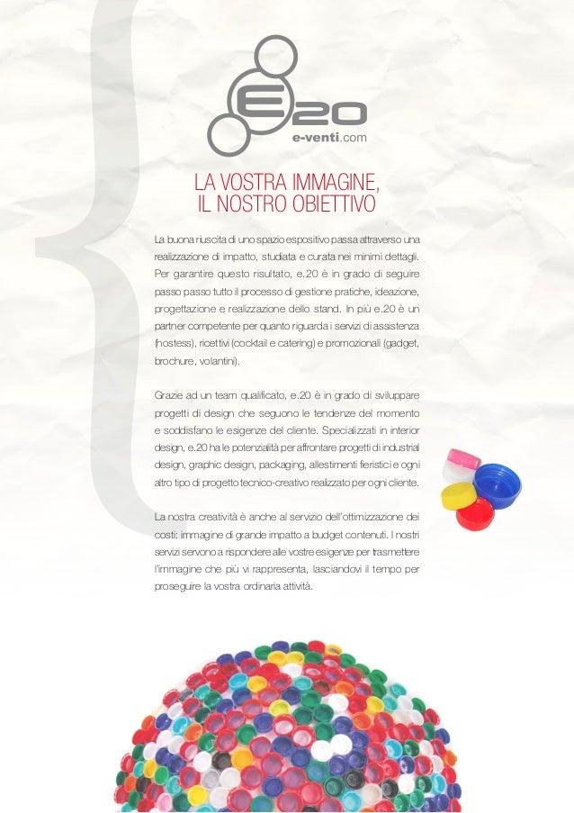 Fiere 2012 - LA VOSTRA IMMAGINE, IL NOSTRO OBIETTIVO