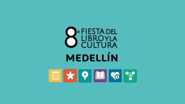 [Avanet] Fiesta del Libro y la Cultura Medellín