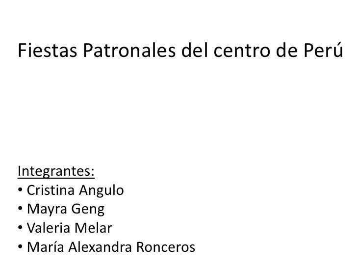 Fiestas Patronales Del 002