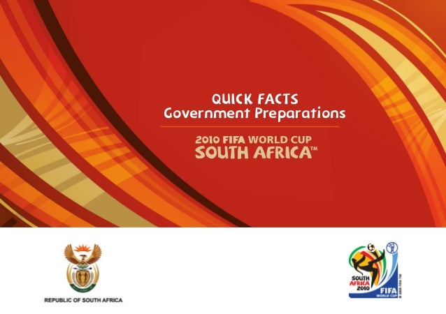 Government Preparationsquick FACTS