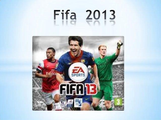 *FIFA 13 es la nueva versión de la serie devideojuegos FIFA de EA Sports. Fue desarrollado porEA Canadá y publicado por El...