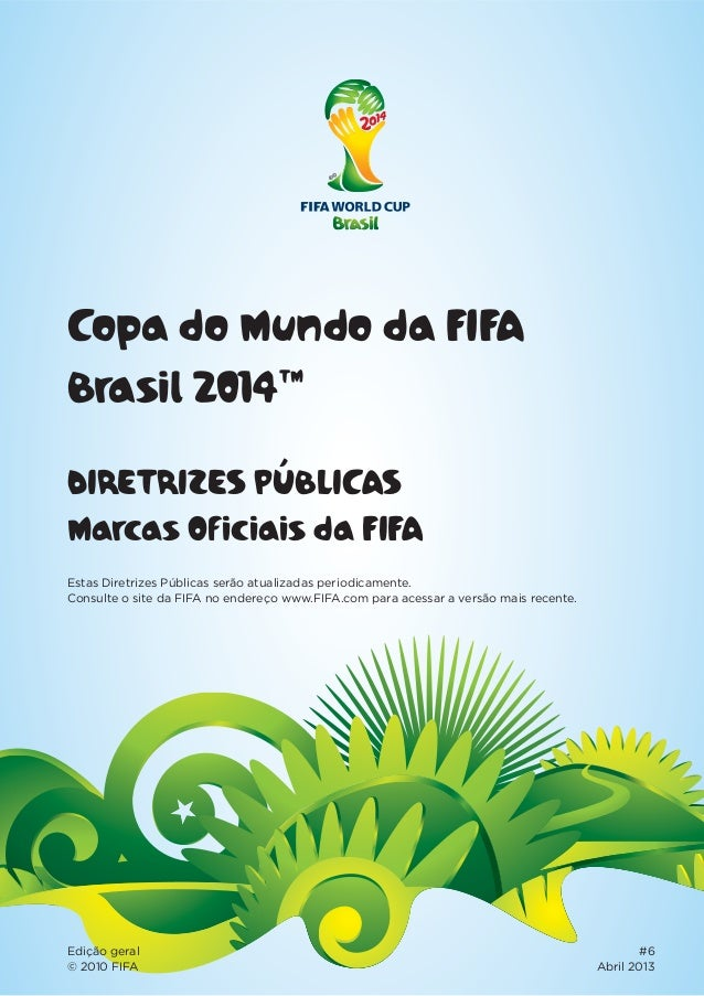 Fifa 2014   guideline