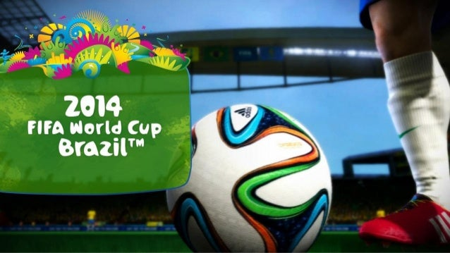 FIFA 2014 in pictures, charts and infographics