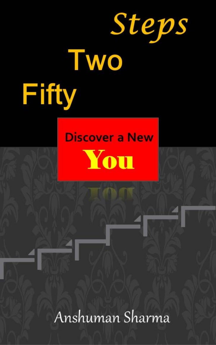 Fifty Two StepsDiscover the New You    Anshuman Sharma