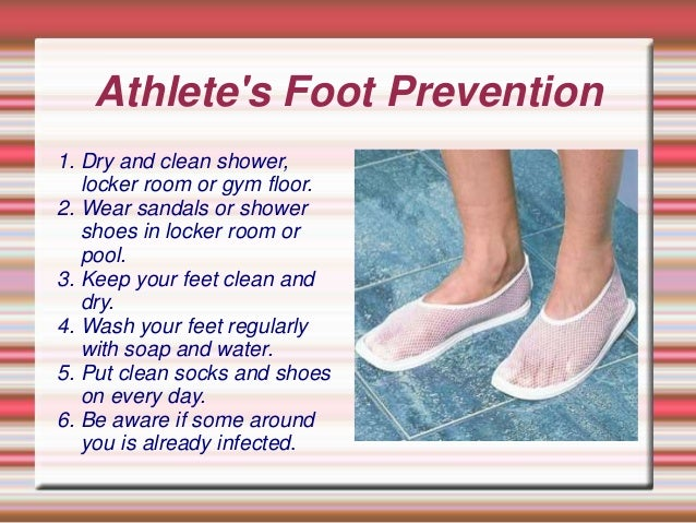 What To Put In Shoes For Athlete S Foot