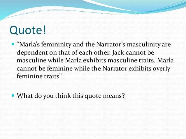an exploration of femininity i essay