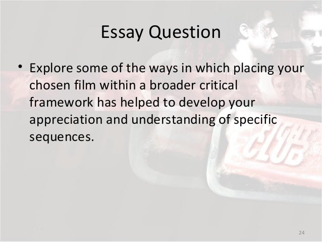 Write my best contemporary essays