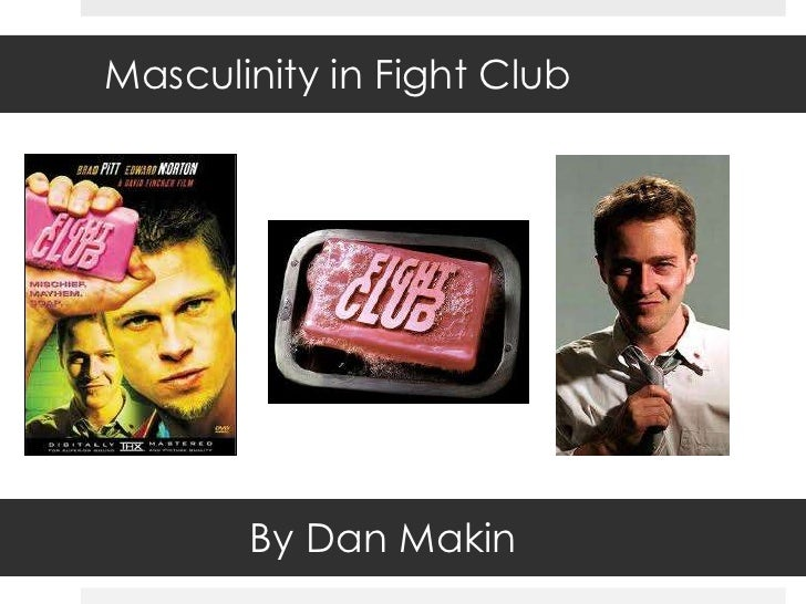 Masculinity in films essay